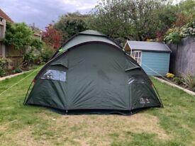 3 person tent - Eurohike Avon