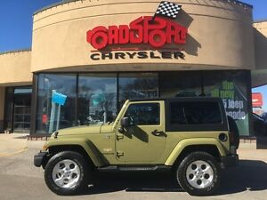 2013 Jeep Wrangler Wrangler Sahara | Trail Rated | 3.6L V6 | 4WD