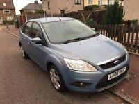 FORD FOCUS 1.6 STYLE DIESEL 2008 SENSIBLE MILEAGE 2 KEYS 8 STAMPS LONG MOT VERY CLEAN DRIVES LOVELY