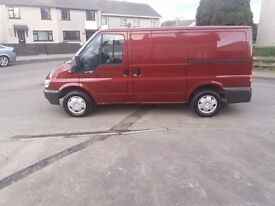 06 Transit 20tdci 125bhp For Sale or Swap W. H. Y