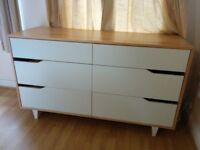 Chest of Drawers (6 drawers)