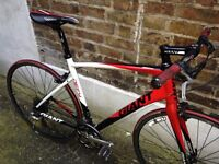 Giant defy racing/road bike