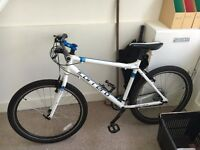 Carrera Parva Mens Hybrid Bike