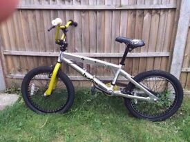 FOR SALE RALEIGH BURNER RIOT BMX BIKE