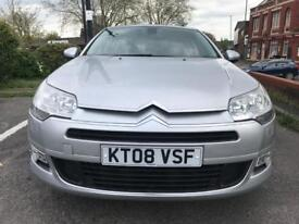 Citroen C5 2.0 HDi VTR+ 4dr LONG MOT**FULL S/H**2KEYS