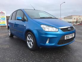 Ford Focus C-MAX excellent condition service history only 53000 miles