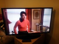 "Great condition 40"" SAMSUNG LED TV fulll hd ready freeview inbuilt"