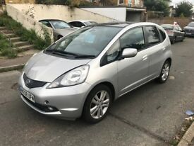 Honda Jazz 2008 1.4 -Manual-Very Low Mileage-Full Dealer Service History-Excellent car
