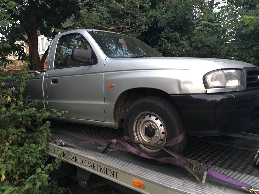 2001 mazda b2500 4 x2 diesel pick up 2 5 diesel