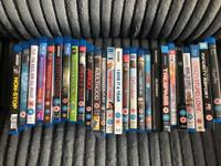 Assorted Blu-rays for sale