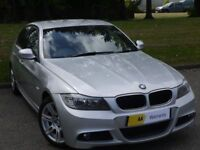 £0 DEPOSIT FINANCE **BMW 3 Series 2.0 318d M Sport Automatic 4dr **FULL SERVI...