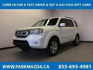 2011 Honda Pilot EX-L 4WD - Backup Cam, Heated Front Seats, 3rd