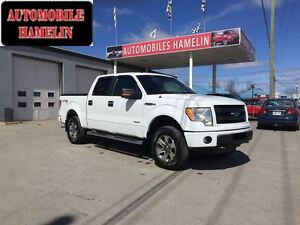 2012 Ford F-150 XLT XTR  RECUL MAGS 6 PLACE