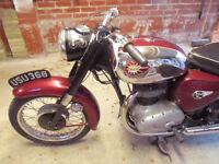 BSA A65 STAR 1962