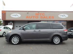 2013 Toyota Sienna LE 7 Passenger (A6), AWD, BACKUP CAM