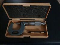 0-25mm Tube Micrometer
