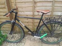 Excellent Condition Men's Single Speed Commuter Bicycle