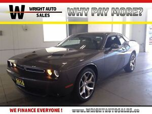 2016 Dodge Challenger NAVIGATION|SUNROOF|LEATHER|18,622 KMS