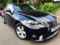 LEXUS IS300H HYBRID 2014 DONE ONLY 48000 IS 300h MILES LEXUS HISTORY NOT PRIUS MERCEDES BMW VW HONDA