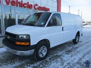 "2018 Chevrolet Express 2500 135"" WB Cargo Van, 6.0L V8 Gas"