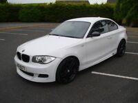 2008 BMW 120D M SPORT COUPE AUTO * 1 OFF CAR * OVER 6K OF EXTRAS * 320D 330D 520D 535D MERCEDES C