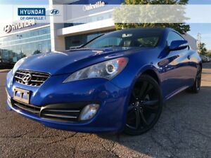 2011 Hyundai Genesis Coupe GT | 3.8L | M/T | LEATHER | ROOF | NO