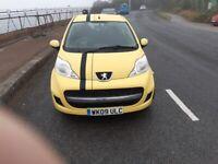 Peugeot, 107, Hatchback, 2009, Manual, 998 (cc), 3 doors£1695 M.O.T 10 JUNE 2022