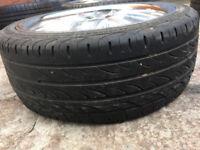"""Mazda 121 2 323 MX3 MX5 Alloy wheels 17"""" inch Seat Arosa Cordoba Ibiza mii alloys wheel Audi A2"""