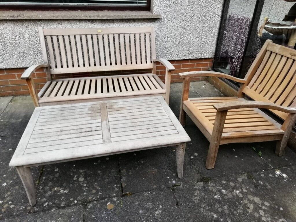 Top Quality Patio Furniture.Top Quality Heavy Made Hardwood Garden Patio Furniture In Castlereagh Belfast Gumtree