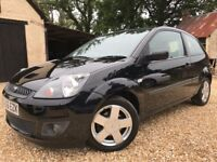 Ford Fiesta 1.25 Zetec 32,000 miles *Watch YouTube Video* MOT August 2017 no adv Cambelt Changed