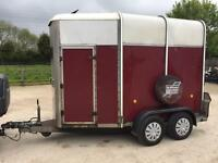 2003 IFOR WILLIAMS 505 HORSE TRAILER