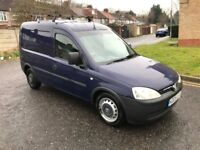 2005 Vauxhall Combo 1.7 Di 1700 Car Derived Van 3dr Manual @07445775115