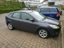 2011 Ford focus 1.6TDCI Sport FSH only 63k miles, 1 year MOT, SAT NAV, Air con, Nice clean example