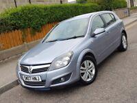 2007 Vauxhall Astra 1.6 SXI...LONG MOT!!!...NO ADVISORY!!!...VGC!!!