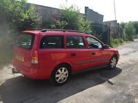 Vauxhall Astra 1.7 estate 1.7 diesel