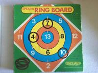 SPEARS ring board game