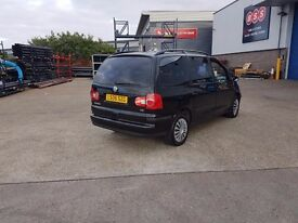 FOR SALE VOLKSWAGEN SHARAN 2006 DIESEL AND AUTOMATIC ONLY £999