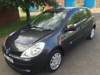 \\\ 57 REG RENAULT CLIO DCI EXPRESSION \\\\ NEW SHAPE \\\ £30 TAX £1499