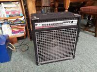 Gallien-Krueger backline 115 bass Amplifier with Celestion BN15-400 speaker/driver