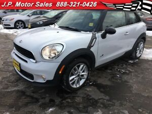 2014 MINI Cooper Paceman S, Automatic, Leather, Panoramic Sunroo