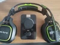 Astro A40 TR and MIX AMP and MOD KIT