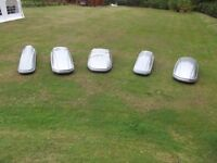 ROOF BOX HIRE and ROOF BAR HIRE / RENT - ALL ITEMS MANUFACTURED BY THULE
