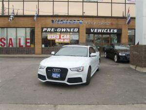 2014 Audi RS 5 4.2/CLEAN CAR PROOF/NAVIGATION/BLIND SPOT