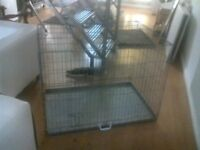 xxl high quality dog cage