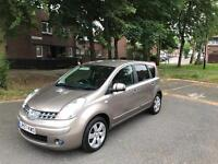 Nissan Note Sve 1.6 l automatic great edition