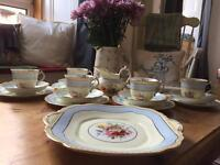 Vintage Hammersley & Co Tea Set