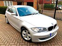 (57/08) ***BMW 1 SERIES 120D AUTOMATIC DIESEL***