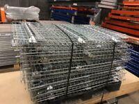 Heavy Duty Pallet Racking Steel Mesh Boards (Brentwood Branch)