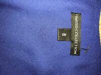 Dress royal blue M&S . 3 pounds only