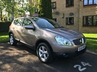 2008 Nissan Qashqai - Auto - 63,000 Miles - FSH - Immaculate Condition